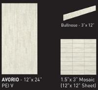 bambu avorio ceramic porcelain floor tile