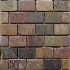 kund multicolor slate tile flooring