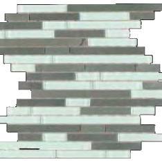 bass straight stone mosaic bluestone glass interlocking
