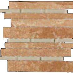 bass straight stone mosaic noce glass waterfall