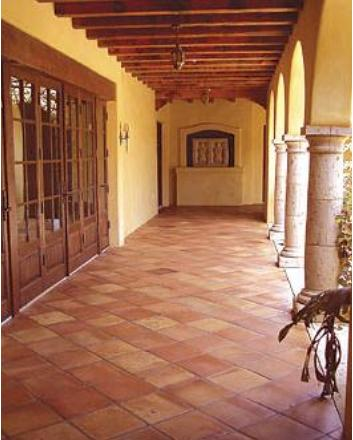 Saltillo Sealed Ceramic Tile Mexican tile now available