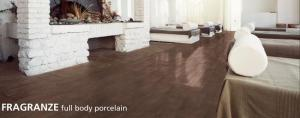 fragranze papaya porcelain wood-look floor tile