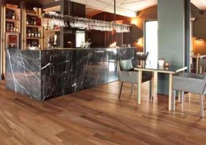 hickory cherry tile wood look tile