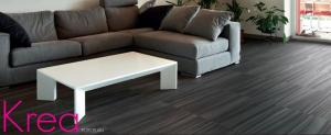 Krea Black floor tile