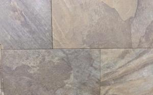 OVERSEAS grey 12x24 floor tile slate-look