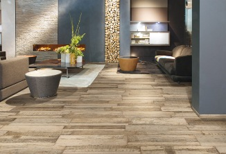 seawood sand wood look tile