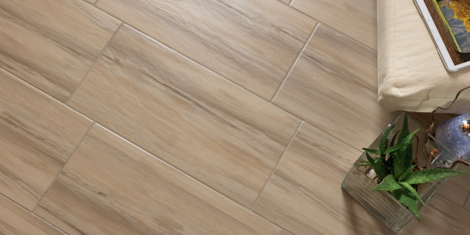 Paint Stone Beige tile Happy Floors