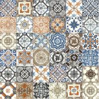 arabian color matte tile