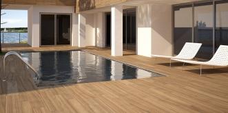 pasadena Roble wood look tile Happy Floors