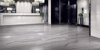 Onyx Silver tile Happy Floors