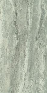 Vinci Lead/Piombo travertine-look porcelain tile